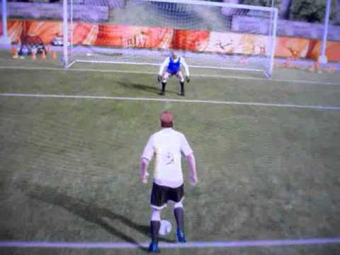Torres Rabona Fake + Rabona (видео)