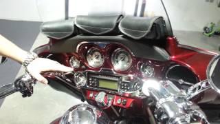 6. 2009 Harley-Davidson® CVO Ultra Classic Electra Glide