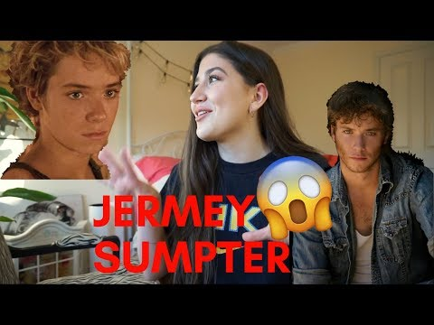I MET JERMEY SUMPTER AKA PETER PAN!!!!!!