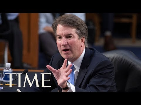 Brett Kavanaugh Denies Sexual Misconduct Allegation From High School | TIME