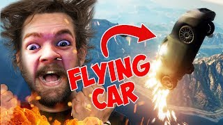 HOW TO MAKE A FLYING CAR | Just Cause 4 #3