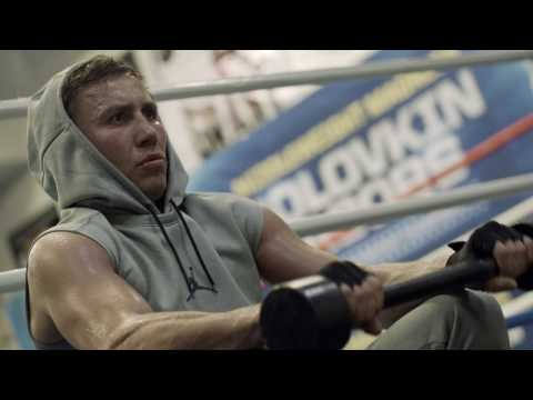 Gennady GGG Golovkin vs. Daniel Jacobs, hard work at trainingcamp (видео)