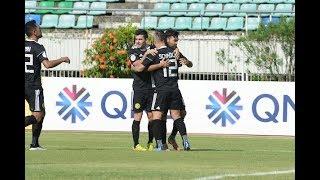 Video Yangon United 3-2 Ceres Negros FC (AFC Cup ASEAN Zone Semi-Finals – Second Leg) MP3, 3GP, MP4, WEBM, AVI, FLV Juli 2018