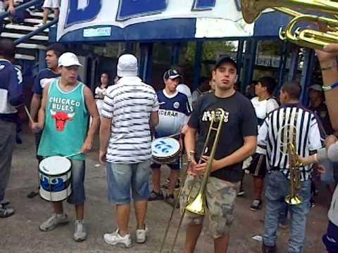 Hola basurero - La Banda de Fierro 22 - Gimnasia y Esgrima