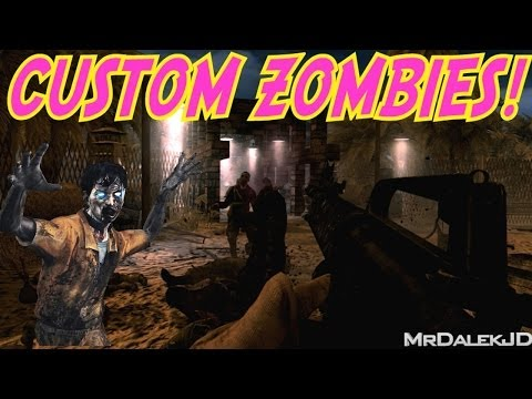 """THE ENDGAME!"" Custom Zombies ""SCHMERZ"" PART 2 – (CoD WaW Custom Zombies)"
