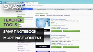 How to add more content to the Notebook page