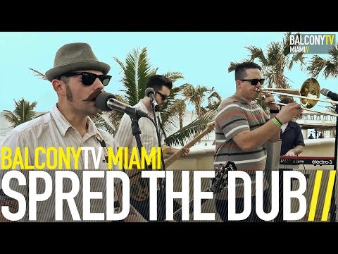balconytv - SPRED THE DUB performs the song