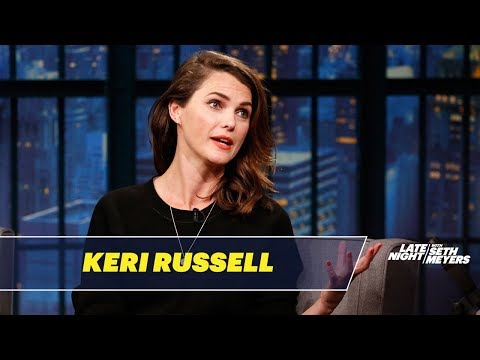 Keri Russell and Matthew Rhys Have Their Own Spy Language