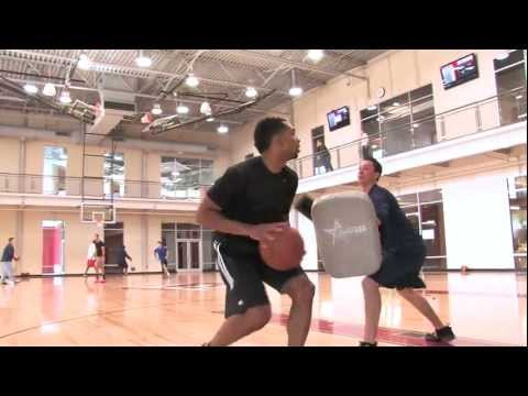 Gerald Henderson Training with Accelerate Basketball