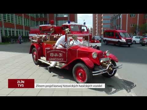 TVS: Deník TVS 30. 4. 2018