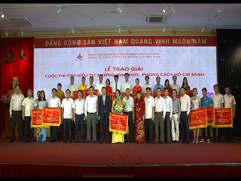 Đảng Ủy TCT Thuốc lá Việt Nam đẩy mạnh học tập và làm theo tư tưởng, đạo đức, phong cách Hồ Chí Minh