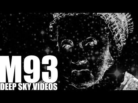Caroline Herschel und M93 - Deep Sky Videos
