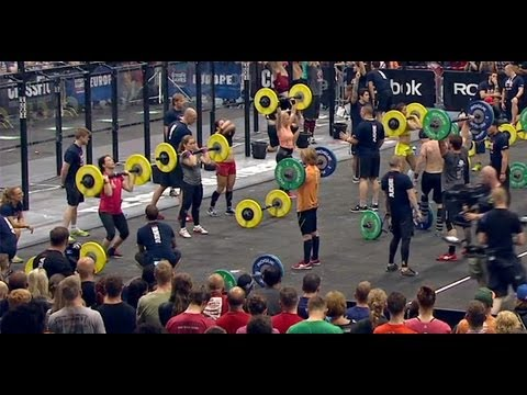 Europe - The CrossFit Games -- (http://games.crossfit.com) Watch the full Team Event 6 in Europe.