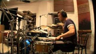 "Video Briza Pavel / Mike Poss - ""Jazzy Mint"" - drum part"