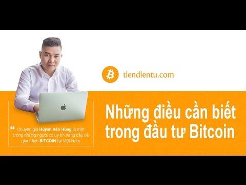 Tránh Lừa đảo từ sân chơi bằng Bitcoin [Huỳnh Văn Hùng]