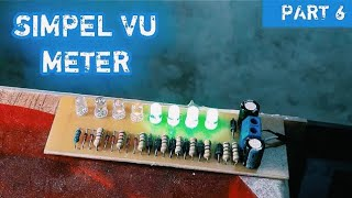 Video How to Make Lights Following Music [VU METER] # Amplifier_6 MP3, 3GP, MP4, WEBM, AVI, FLV Juli 2018