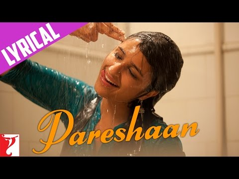 Pareshan - Lyrics on Screen [Video] - Ishaqzaade