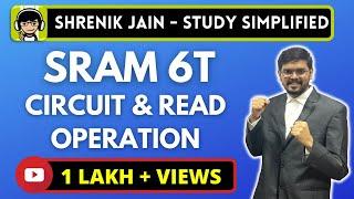 Video SRAM 6T - circuit explanation and read operation MP3, 3GP, MP4, WEBM, AVI, FLV Juli 2018