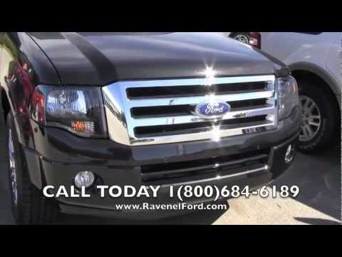 2013 FORD EXPEDITION LIMITED Review Car Videos * For Sale @ Ravenel Ford Charleston SC
