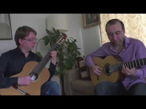 La Belle (Sting's cover) - Vadim Kolpakov and Stefan Wester.
