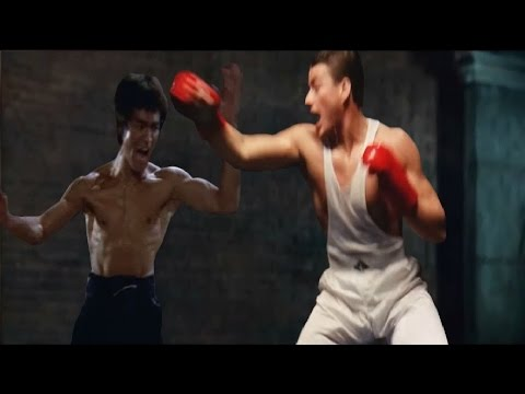 Bruce Lee vs. Jean-Claude Vandamme