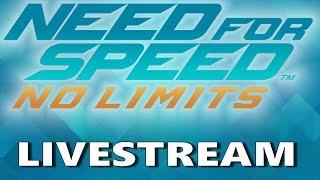 Need For Speed No Limits - Koenigsegg Regera Day 3- Live Stream