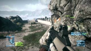 Bf3 multiplayer w/ LAGxPeanutPwner, MLC St3alth, and Boo part 8