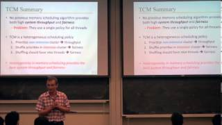 Carnegie Mellon - Parallel Computer Architecture 2013 - Onur Mutlu - Lec 9 - Multithreading