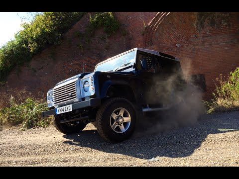2014 Land Rover Defender XS Review – Inside Lane