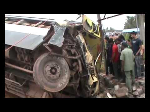 Mangalore: 22 Injured as Bus Rolls off Road at Kalappu