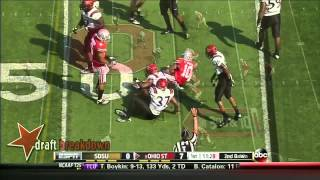 Corey Brown vs San Diego St (2013)