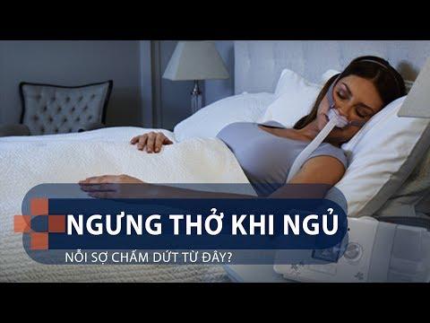 Ngưng thở khi ngủ: Nỗi sợ chấm dứt từ đây? | VTC1 - Thời lượng: 85 giây.