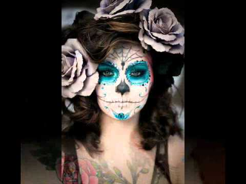 Halloween Makeup Ideas 2012