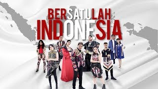 Download Lagu Bersatulah Indonesia - Nowela,  Citra, Abdul, Jodie, Glenn, Marion, Ayu, Joan, Ryan & Sharon Mp3