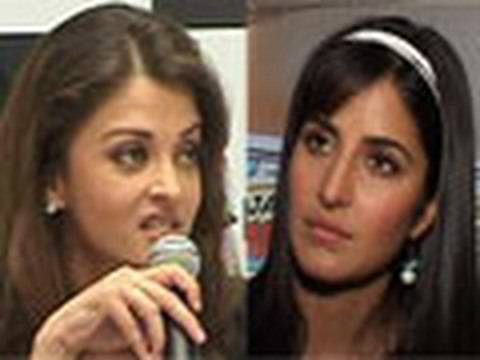 Aishwarya Rai Pissed with Katrina Kaif