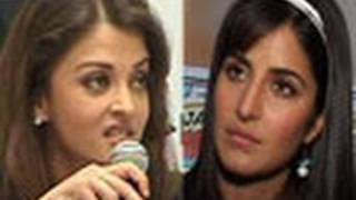 Aishwarya Rai Pissed with Katrina Kaif
