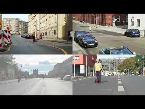 Γερμανός προκάλεσε «εικονικό μποτιλιάρισμα» άδειου δρόμου στα Google Maps (Video)