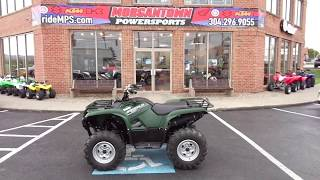 6. 2014 Yamaha Grizzly 550 EPS for sale at Morgantown Powersports