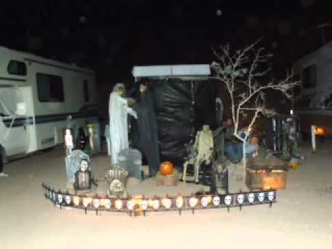 calico ghost town halloween haunt 2