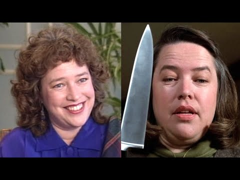Watch Kathy Bates' 1990 Misery ET Interview