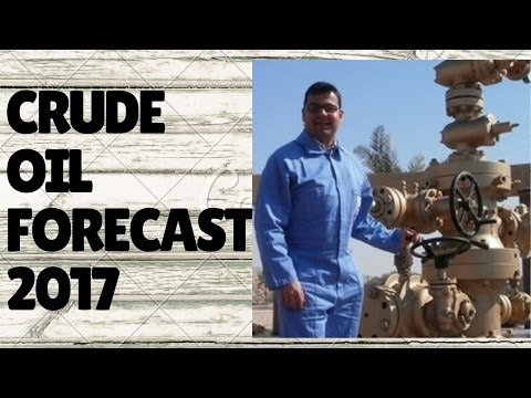 Crude Oil Forecast for 2017: Where Next for the Oil Price?