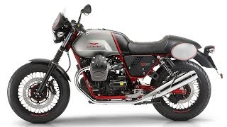 5. HOT NEWS  !!! 2017 Moto Guzzi V7 III Racer PRICE & SPEC