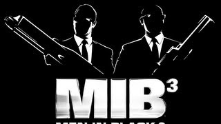 Men In Black 3 YouTube video