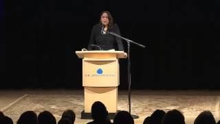 Natasha Trethewey at Winter Words 2015