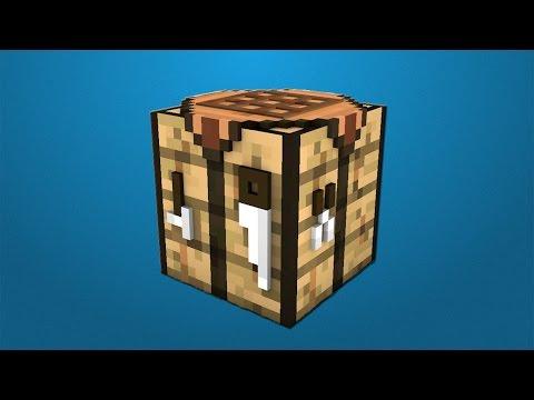 JTF - Minecraft Mod Bemutató - Extended Workbench