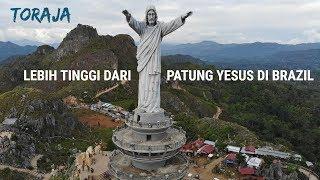 Download Video KIG 150| PATUNG YESUS TERTINGGI DI DUNIA ADA DI TORAJA! MP3 3GP MP4