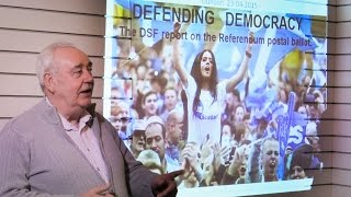 Defending Democracy: DSF Report on the Referendum Postal Ballot