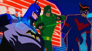 Batman Unlimited | Unstoppable Heroes