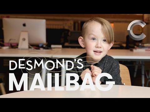 Desmond's Mailbag