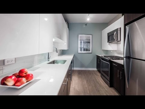 Tour an 08-tier 1-bedroom model at the luxurious new MILA apartments